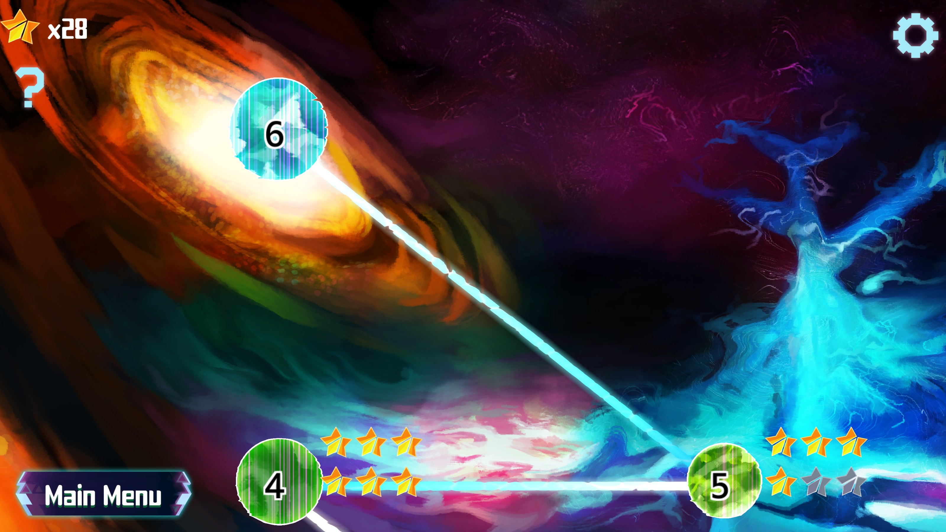 Game Progression Galactic Echoes