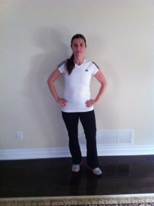 Weightloss and fitness success story 41 pounds lost