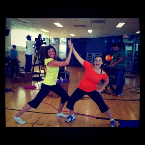 Shape Up with FIT CHICKS on Rogers TV