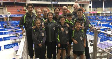 Lombardia due volte d'oro e due d'argento al torneo internazionale di Linz