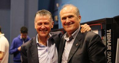 Oralimpics, la presentazione in Regione Lombardia con il presidente Fitet regionale Marcello Cicchitti