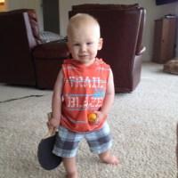 Hunter: 13 months