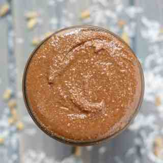Chocolate Coconut Sunflower Seed Butter-7