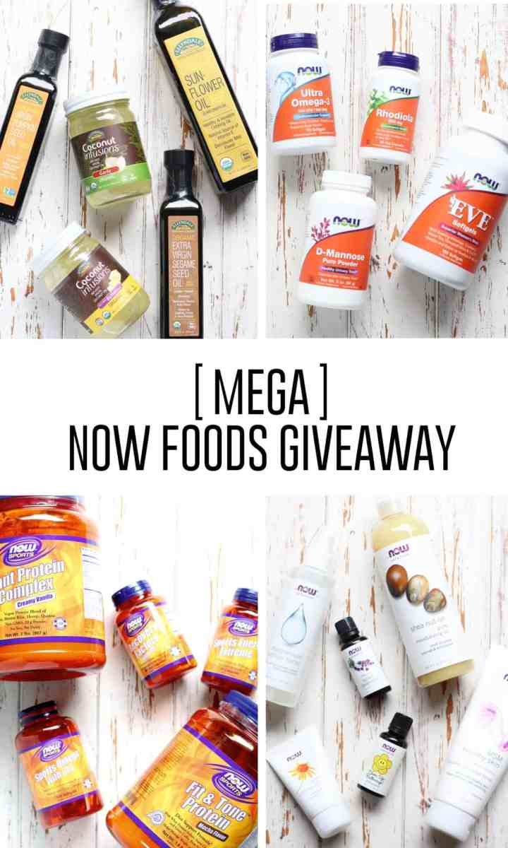 NOW Influencer Immersion Recap [ + a MEGA giveaway!! ]