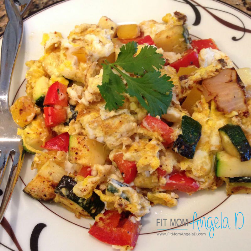 Southwest Scramble - 21 Day Fix Approved