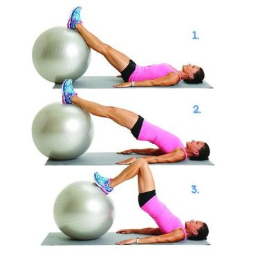 stability-ball-hamstring-curl