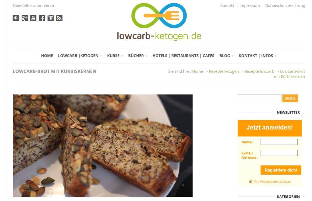 Mein Gastbeitrag auf lowcarb-ketogen.de