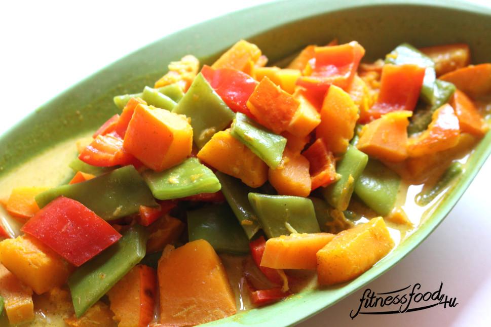 Mein herzlicher Gastbeitrag: Veganes Gemüsecurry