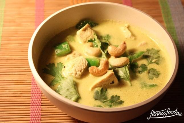 kokos-thaisuppe