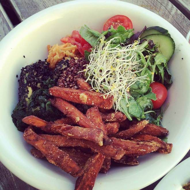 The Bowl Clean Eating