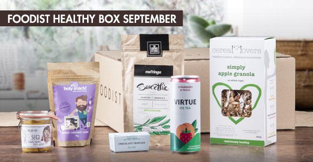 Healthy Box zu gewinnen!!!
