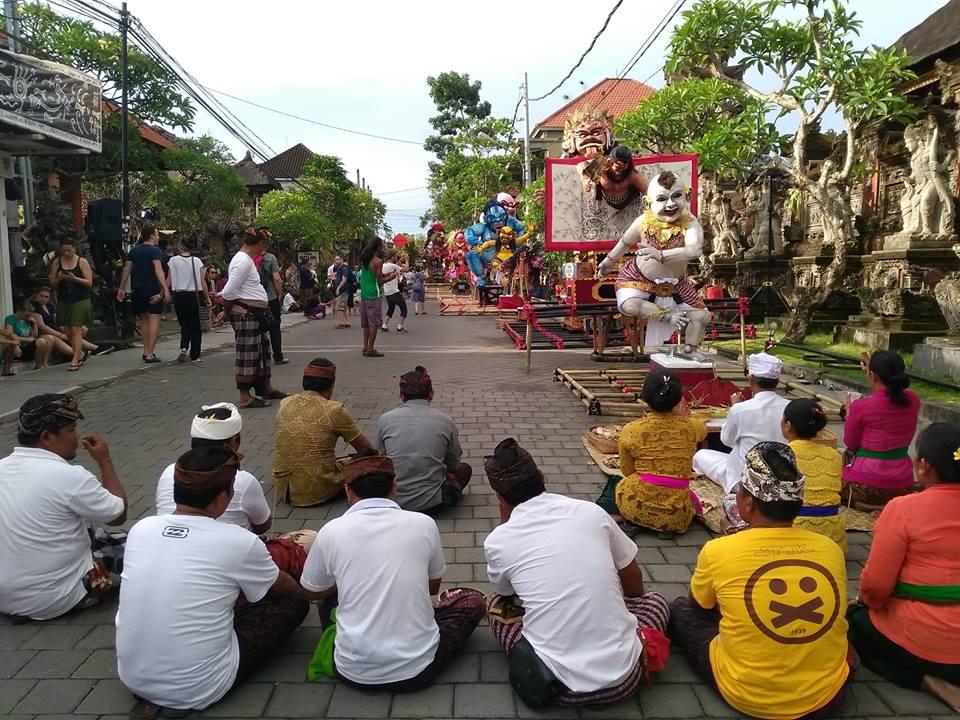 Nyepi Ubud Bali