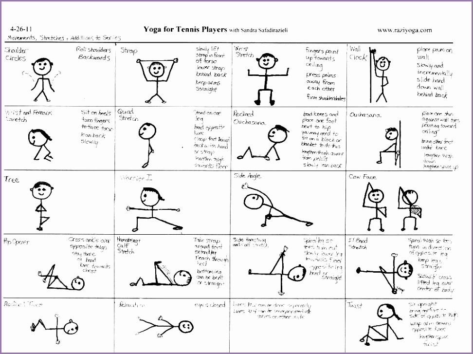 image relating to Printable Chair Yoga Poses Pdf titled Tantra Yoga Workout routines Pdf