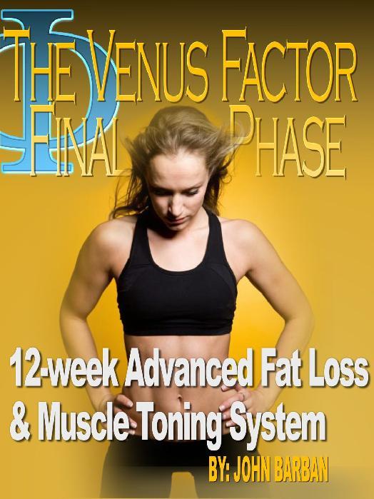 Venus factor 12 week fat loss system