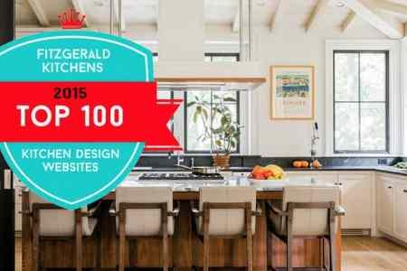 top 100 kitchen design websites 2015 appliances feature