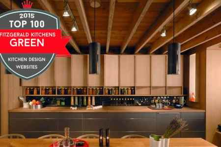 top 100 kitchen design websites 2015 green