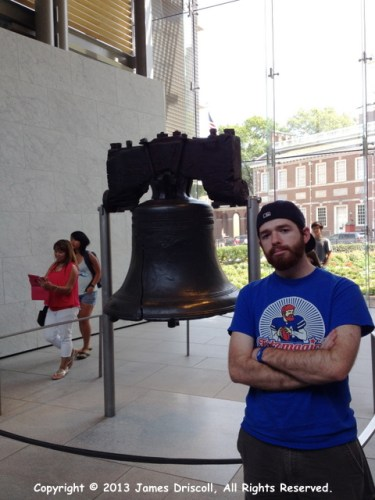 Fitzmagic and the Liberty Bell