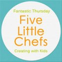 Five Little Chefs badge