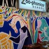 Zoo-phonics pre-school at Serangoon Central.PHOTO: FACEBOOK/ERIC CHEONG