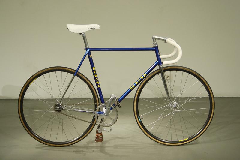 Dieci cose un po' a caso da sapere per fare una bella bici da pista