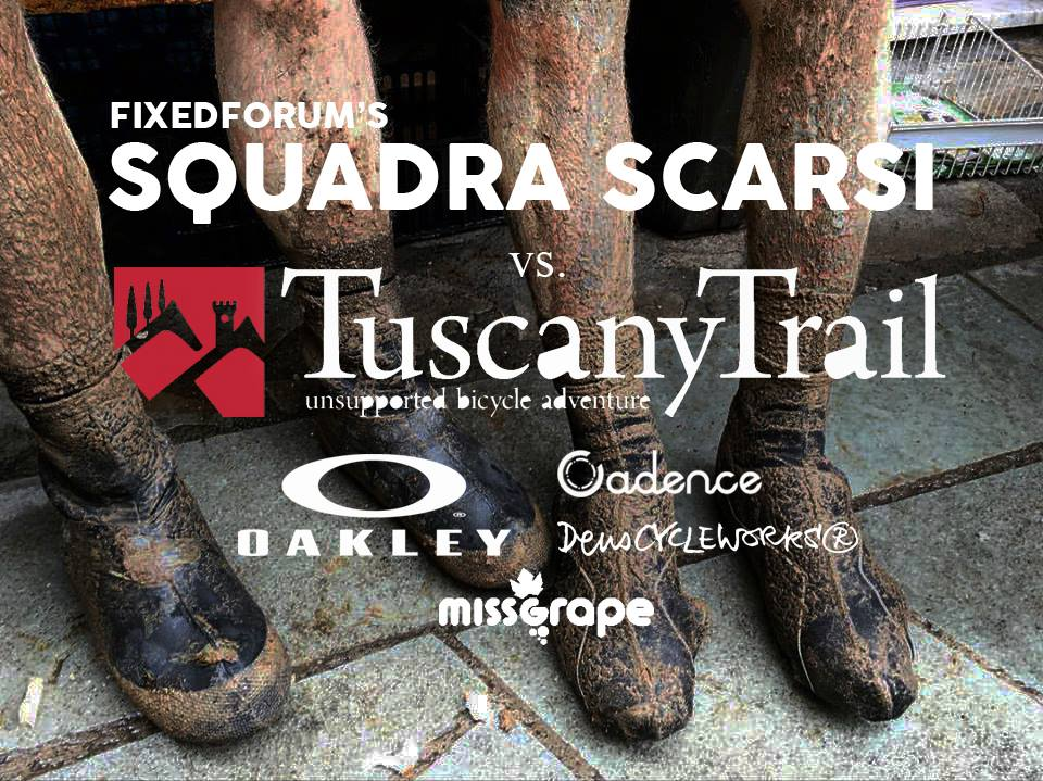 Squadra Scarsi vs Tuscany Trail - Episodio 6: Il report