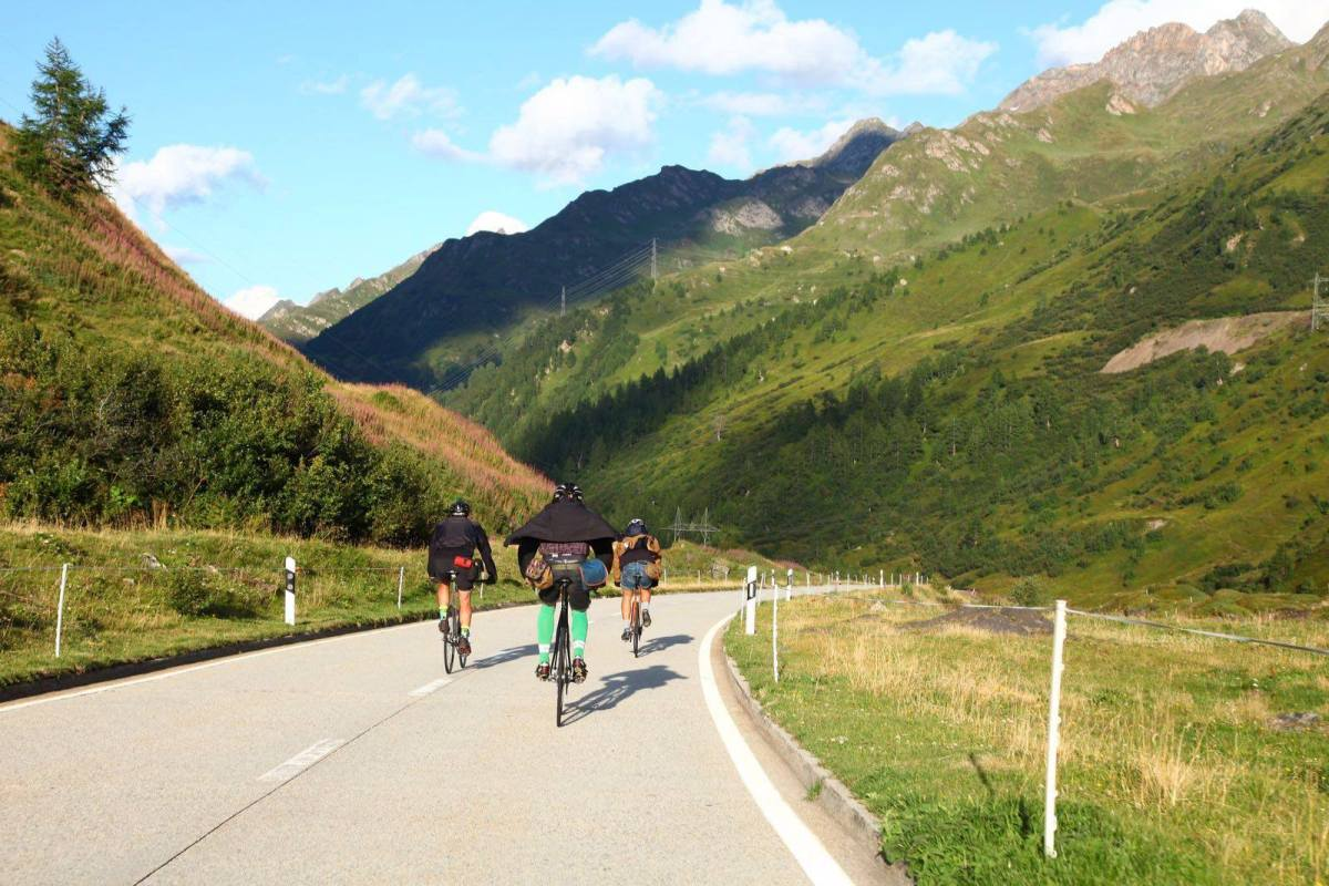 Three Passes by Milano Runners