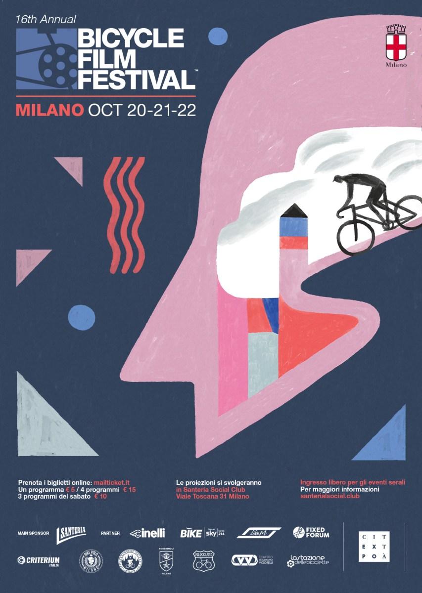 Bicycle Film Festival, Milano 20-22 Ottobre