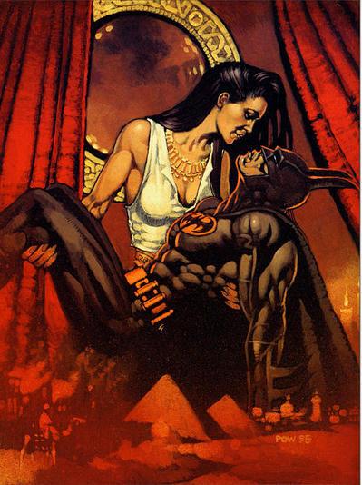 Talia al Ghul, Batman