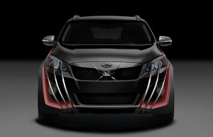 Kia's Wolverine Car