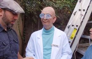 FUTURAMA Professor Farnsworth Cosplay