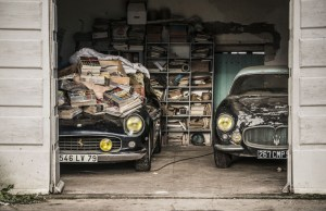 60 Rarest Cars Worth Millions Found After 50 Years in French Countryside