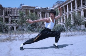 Bruce Lee is Reincarnated in Afghanistan