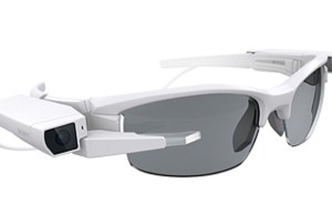 Sony Unveils Google Glass Style Single-Lens Display