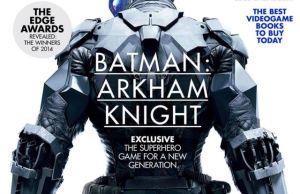 Batman: Arkham Knight villain is been teased by Edge Magazine