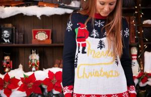 20 Very Christmas Themed Sweaters