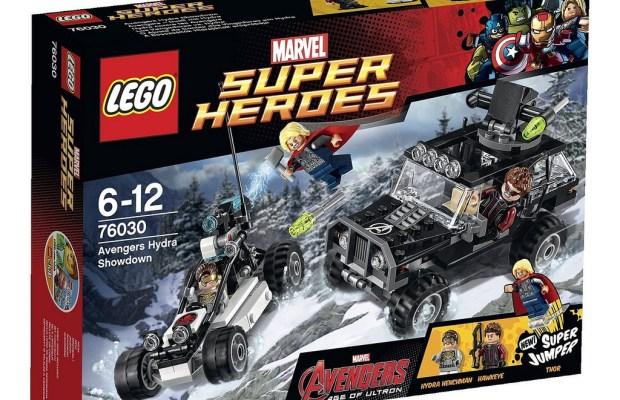 Avengers Hydra Showdown (76030)