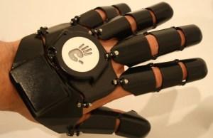 Glove One Open Source 3D Printed Smartphone Glove