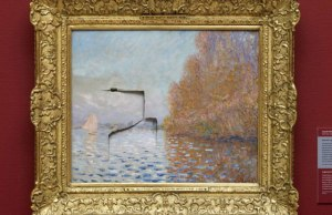 Want To Know How To Repair A $12 Million Monet