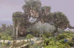 Avatar Theme Park Attraction