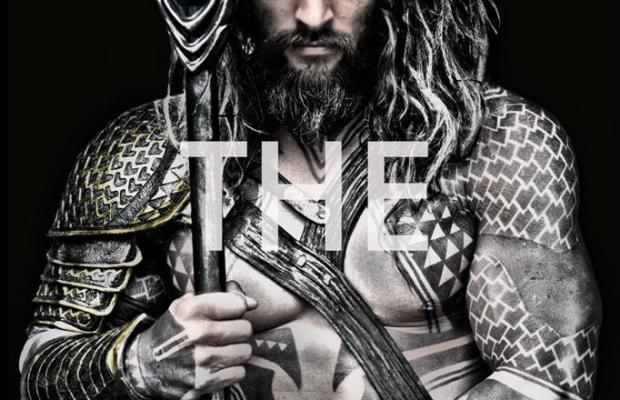 Jason Momoa as Aquaman in BATMAN V SUPERMAN