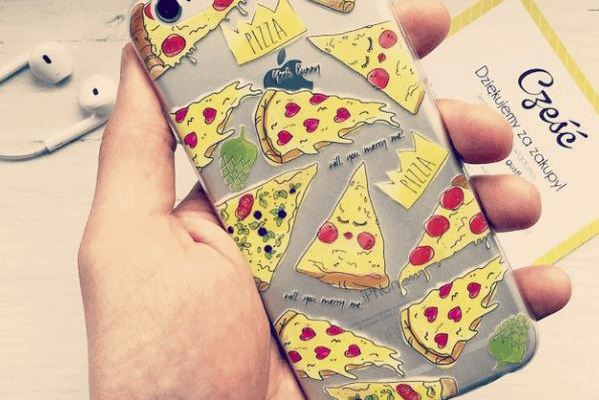 Pizza Planet iPhone Case by Yeah Bunny