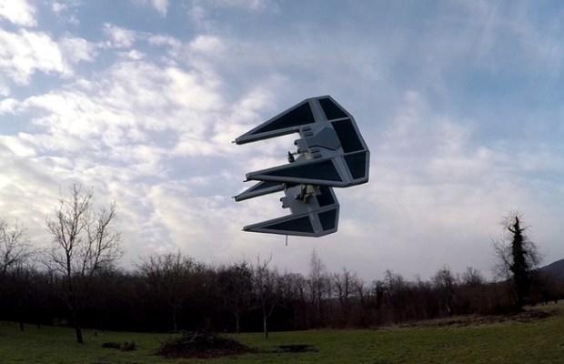 Remote Control TIE Fighter Interceptor