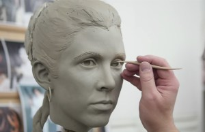 Creating STAR WARS Characters at Madame Tussauds - Video