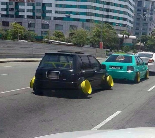 Insanely Pimped Rides