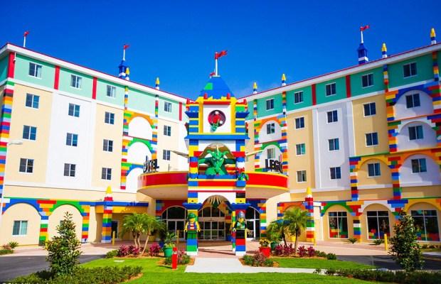 LEGO Themed Hotel