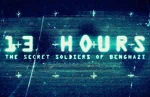 Michael Bay's 13 Hours