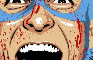American Psycho Art Print by Butcher Billy