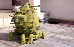 CODENAME COLOSSUS is One Badass Mechanized Toy