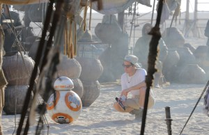 Story Behind the Creation of the BB-8 Droid in STAR WARS: THE FORCE AWAKENS