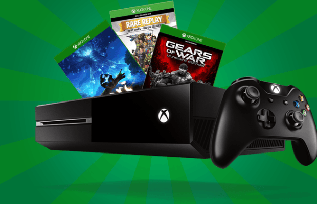 Microsoft Announces 1TB XBOX One Bundle For The Holidays